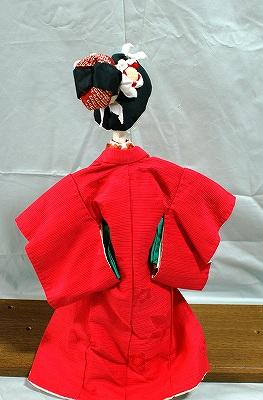 シスコの人形